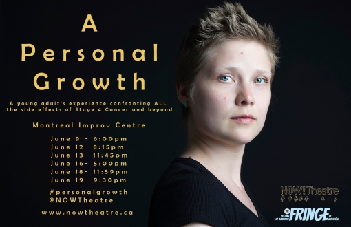 A Personal Growth Online
